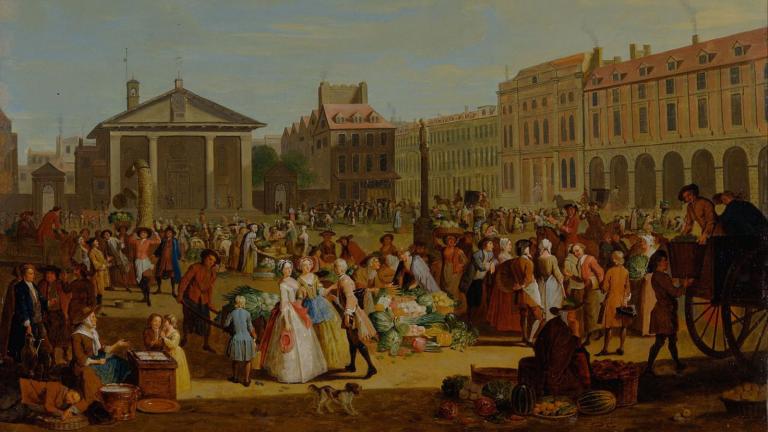 Harris hírhedt listája (Hallie Rubenhold: The Covent Garden Ladies: The Extraordinary Story of Harris's List)