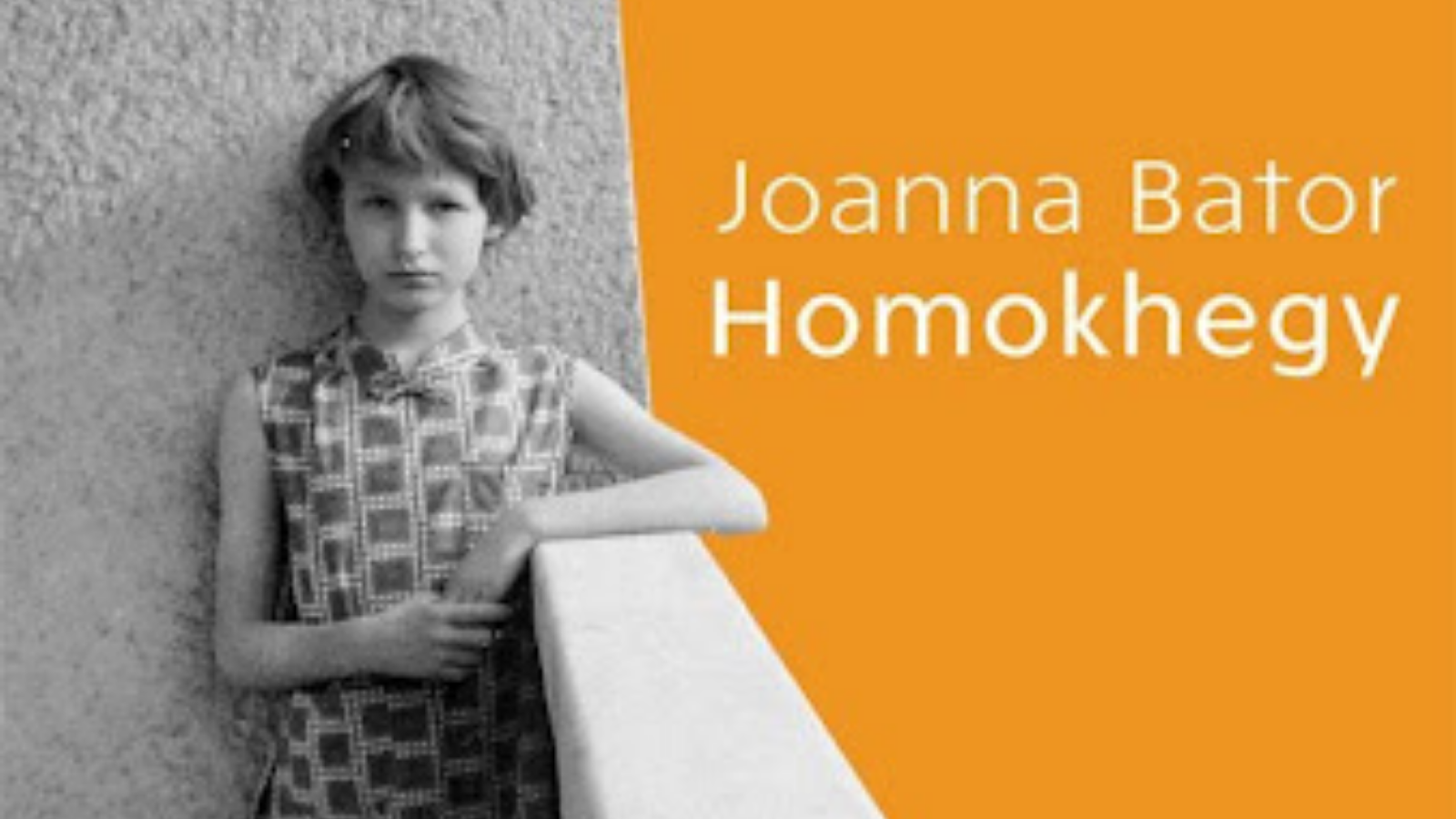 Panelnihil (Joanna Bator: Homokhegy)